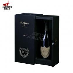 香槟酒木盒,香槟酒木盒定制,香槟酒木盒销售-森鼎工艺